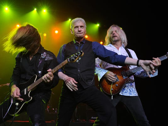 August Zadra,Dennis DeYoung,Jimmy Leahey