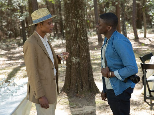 Lakeith Stanfield (left) and Daniel Kaluuya star as