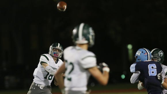 Pleasantville defeated Westlake 27-24 in double overtime
