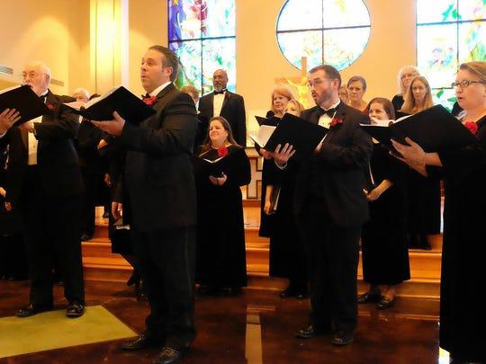 Louisville Chorus.