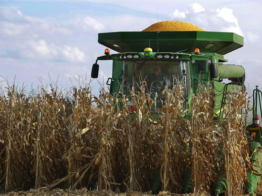 The U.S. exports $1.4 billion of Wisconsin agricultural product to Canada and $360 million to Mexico.