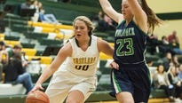 Rustler girls' basketball teams finishes opening weekend with 1-1 record