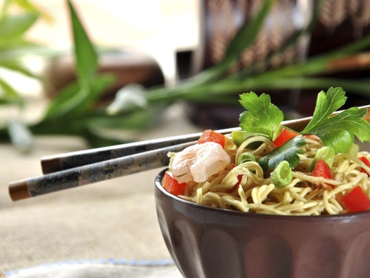 Chow mein is expected to be on the menu of Asian dishes at Asia Fest of Milwaukee at State Fair Park Friday through Sunday.