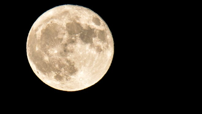 Get ready for a lunar occultation Tuesday night.