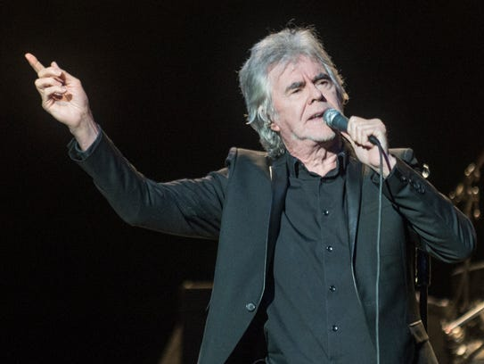 Danny Hutton of Three Dog Night performs Thursday,