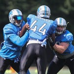 Detroit Lions ready for joint practices: 'Probably will be a scuffle'