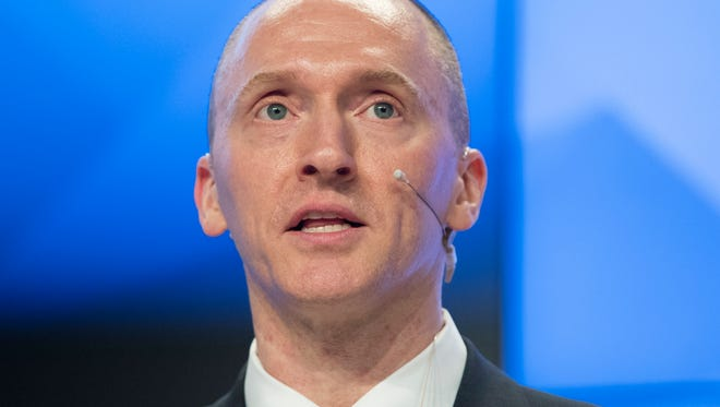Carter Page, former foreign policy adviser to Donald Trump during the 2016 presidential campaign.