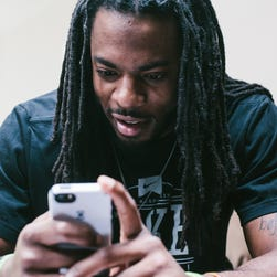 Richard Sherman's new game app takes a cue from Scrabble and other word-teasing staples.