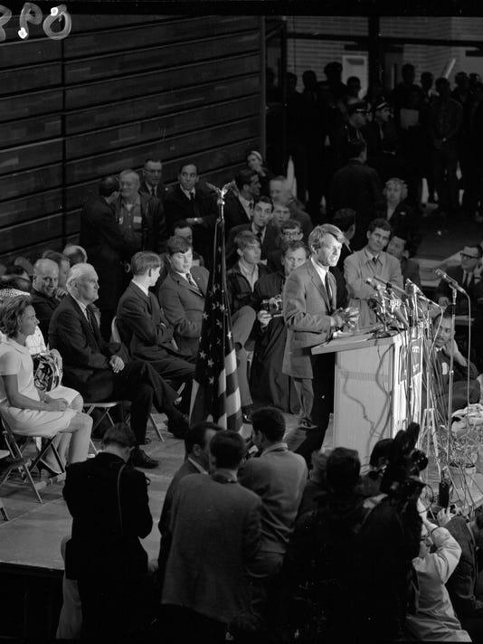 BSU Robert Kennedy 1968