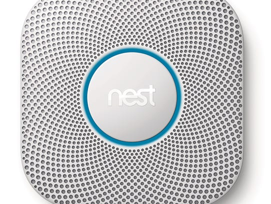 Nest Protect is a hardwired smoke and carbon monoxide