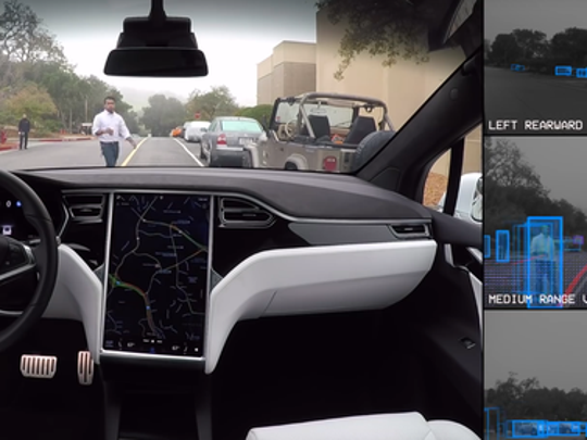 Tesla Full Self Driving Hardware Software Autopilot
