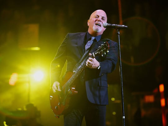 Billy Joel will perform Nov. 3 at Bankers Life Fieldhouse.