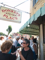Donkey's Place is about to get more legendary: The popular Camden sandwich shop will be featured on the CNN series 'Anthony Bourdain: Parts Unknown.'