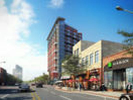Rendering for the former Broadstone White Plains project.