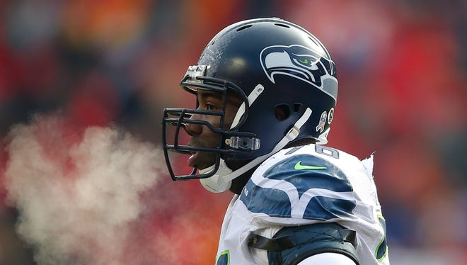 Seattle Seahawks tackle Russell Okung.