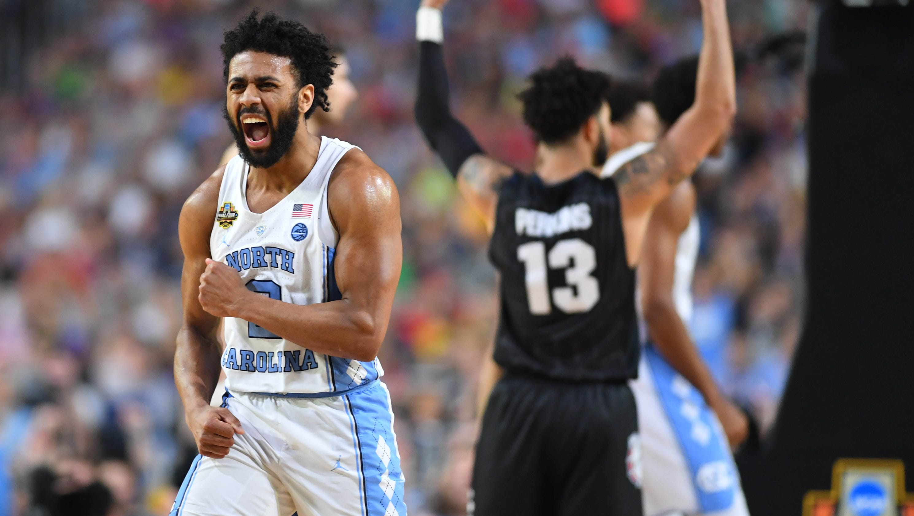 Highlights from the national championship gonzaga vs north carolina - Highlights From The National Championship Gonzaga Vs North Carolina 52