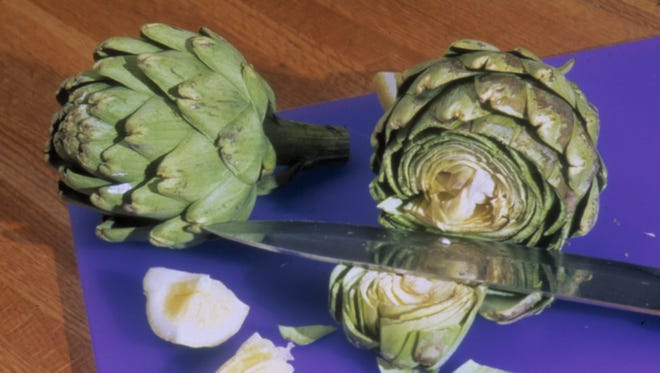 Artichokes are a welcome addition to the menu, but traditional varieties take two years to grow.