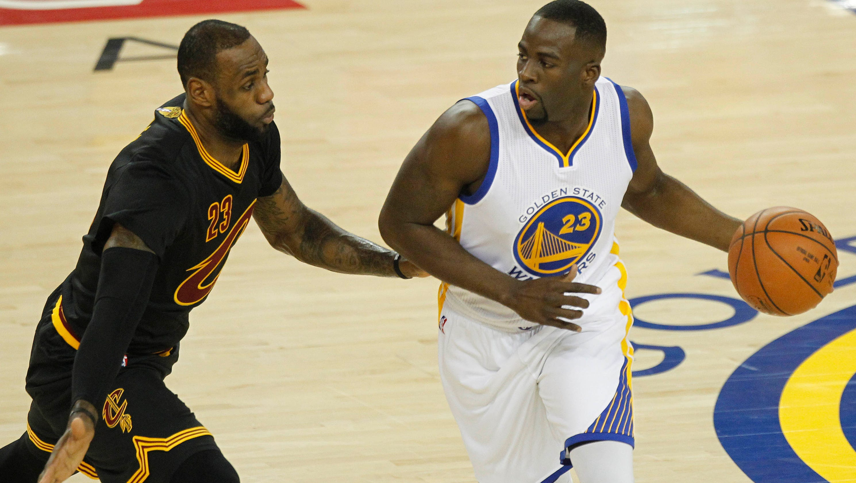 Draymond Green says his big game means nothing