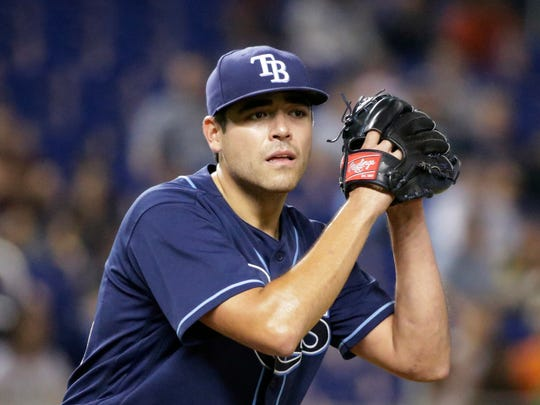 Matt Moore's ho-hum past two seasons were more of an aberration. The ex-Rays pitcher could be a viable option for the Detroit Tigers in free agency.