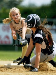 Laughman was a four-year starter in softball at Delone