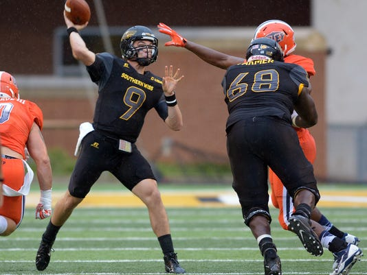 Southern Miss vs. UTEP CUSA Football | Gallery