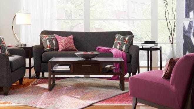 New Urban Attitudes line, starts at $699.99 at La-Z-Boy in Cool Springs.