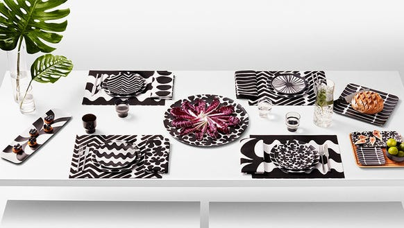 Marimekko tableware for Target, $14.99 - $29.99