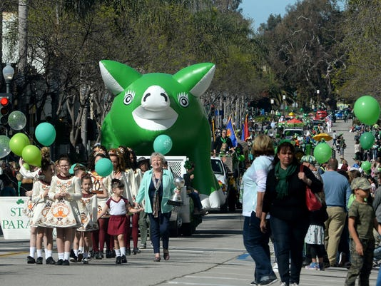 St. Patreick's Day Parade 1