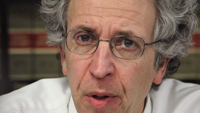 Ken Falk, legal director for the American Civil Liberties Union of Indiana, says that under the Religious Freedom Restoration Act, the government is placing an undue burden on the religious beliefs of sex offenders.The ACLU of Indiana filed a lawsuit on July 1, 2015, on behalf of two unnamed sex offenders.