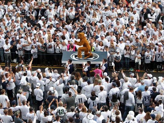Image result for penn state football fans