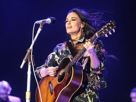 Apr 28, 2018; Indio, CA, USA; Kacey Musgraves performs