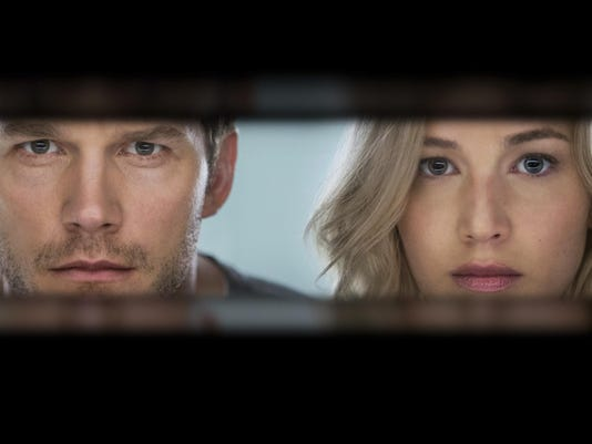 Film Review Passengers