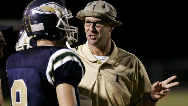 Scott Smith has been hired as the next head football coach at Glencliff.
