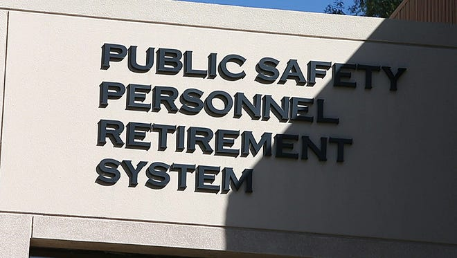 Arizona's pension system for public-safety workers, politicians and guards is among the worst performing in the U.S., a national report found.
