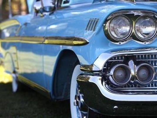 Car show AutumnFest