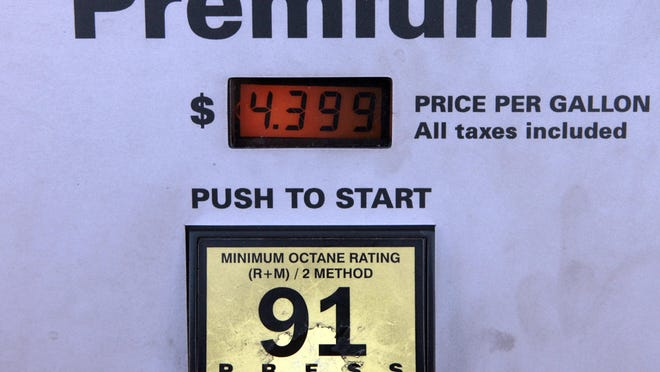 The price of premium gasoline spiked in 2008, but there is no sense paying a premium for premium gasoline if your car is designed to run on regular, according to AAA.