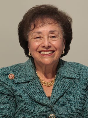 U.S. Rep. Nita Lowey, D-Harrison