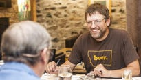 New York brewery owner and Montana farmer meet over beer