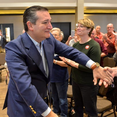 Ted Cruz says Cambridge Analytica told his presidential campaign its data use was legal