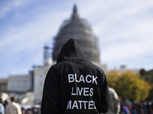 AP Poll Americans Black Lives Matter