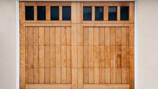 A new garage door can run about $2,300, but you can expect to recover about 87 percent of that at time of sale.