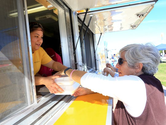 The second annual Corpus Christi Food Truck Summerfest