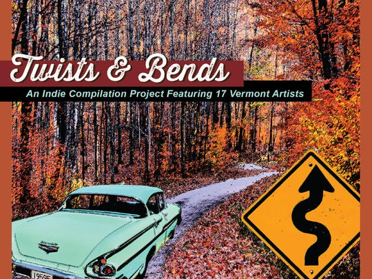 Twists and Bends, an indie compilation project featuring 17 Vermont artists, was released by Malletts Bay Music in Colchester. The company markets music to makers of TV shows, films and commercials.