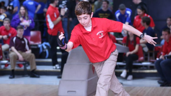 Derek Lewandowski helped Ridgefield Park emerge from another close Big North American race with a share of the division title.
