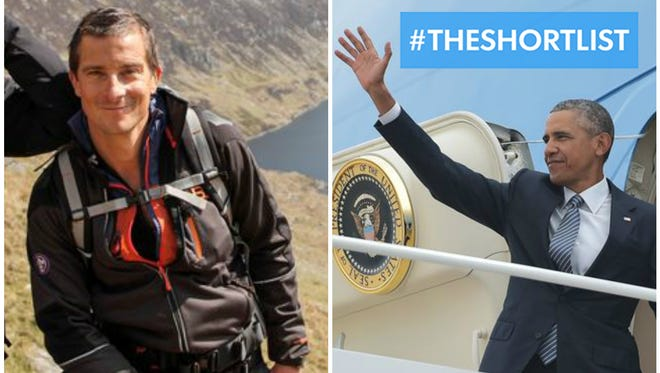 NBC announced Aug. 31, 2015, that President Obama will appear on Running Wild with Bear Grylls.