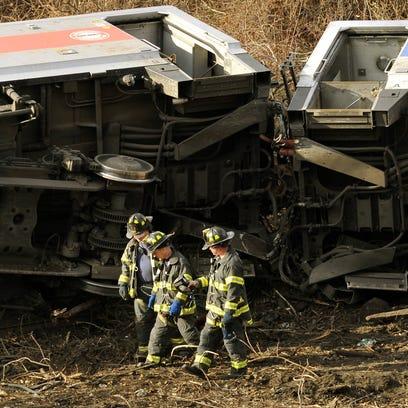 FILE: Metro-North derailment: Victims mourned, commute marred