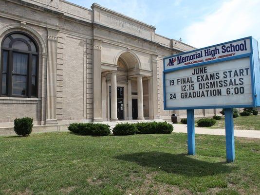 Millville Memorial High School Carousel