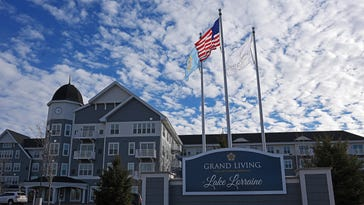 New complex aims to be 'Ritz Carlton of senior living'