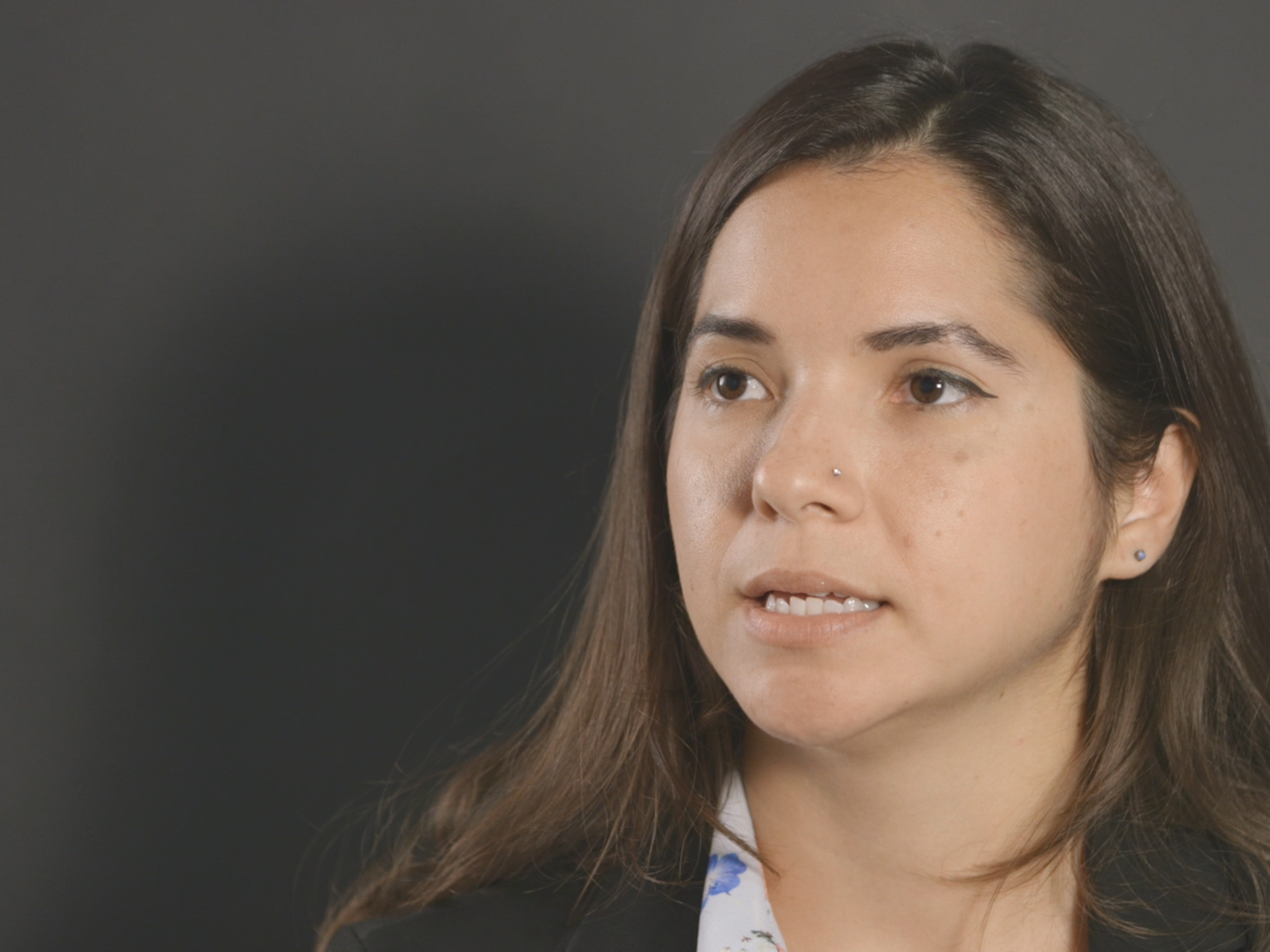 Diana Tafur, supervising attorney for the Refugee and Immigration Center for Education and Legal Services, or RAICES, talks to the Caller-Times about DACA.