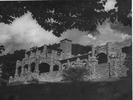 Howerton Dining and Residence Hall on the campus of Montreat College was completed in 1950.